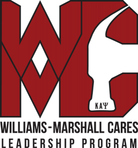 Williams-Marshall Cares Leadership Program